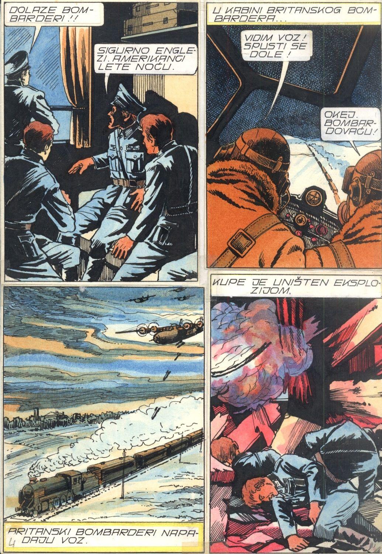 Kapitan Kloss: Hasło 4