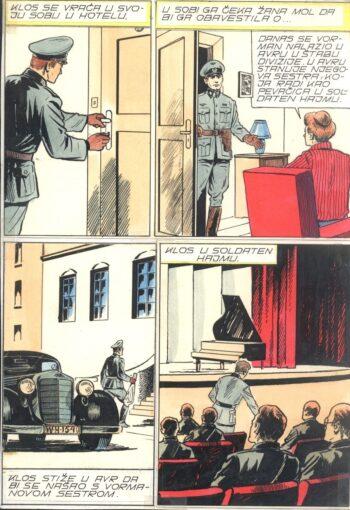 Kapitan Kloss: Hasło 20