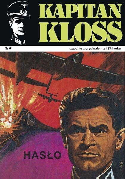 Kapitan Kloss: Hasło 20 kolor