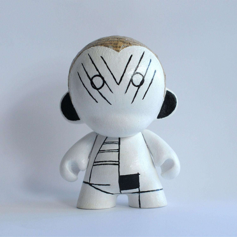 a'la Picasso 2 (Munny, Kidrobot)