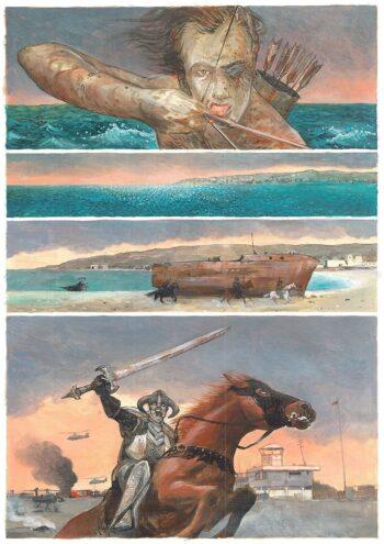 Koń świata
