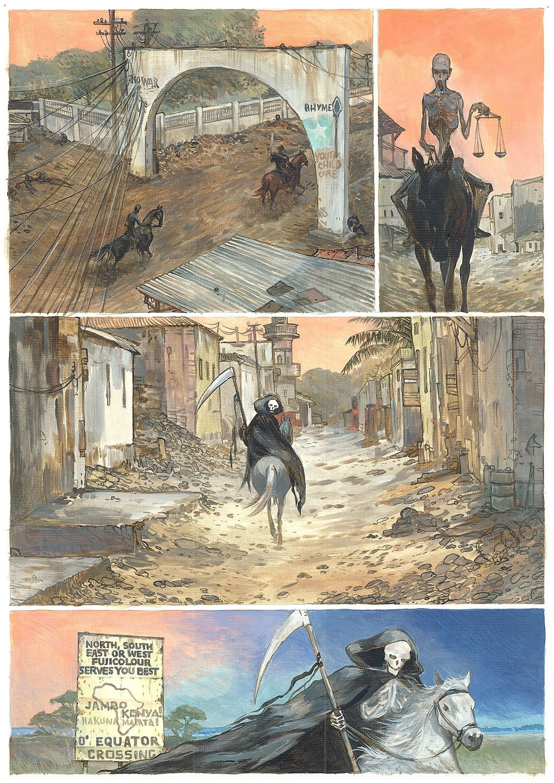 Koń świata, s. 3