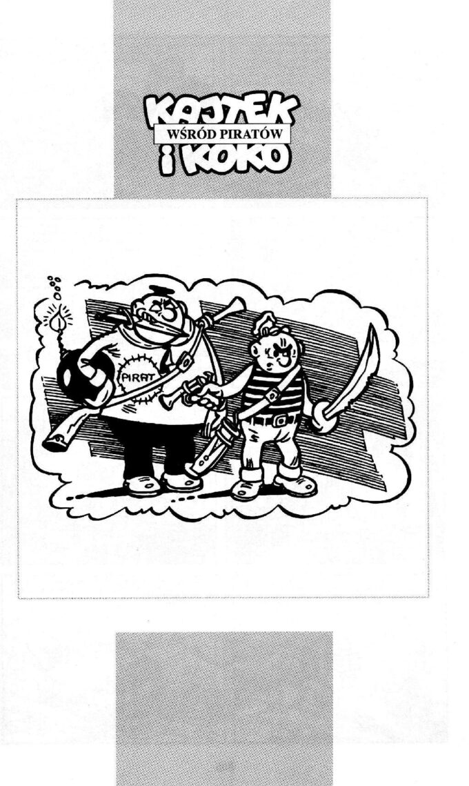 Kajtek i Koko wśród piratów