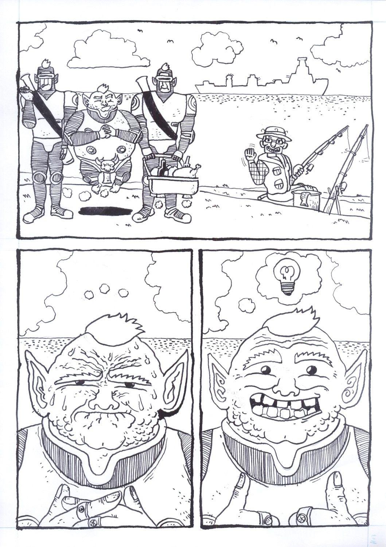 Harkonnen: Fucking Fat Flying Bastard, 6