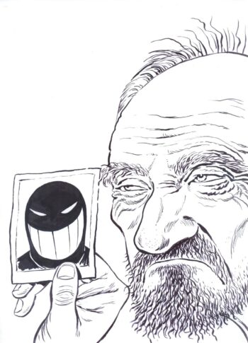 Likwidator: Prawda smoleńska. Biały komiks (suplement do białej księgi) - okładka