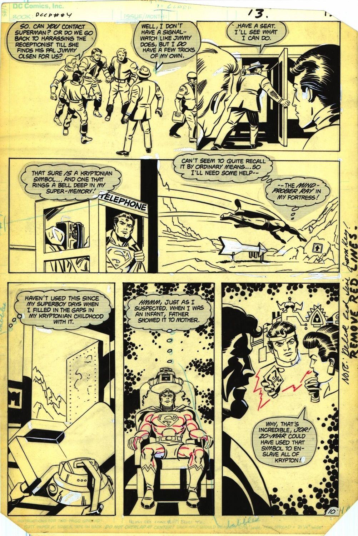 DC Comics Presents #84 / 10