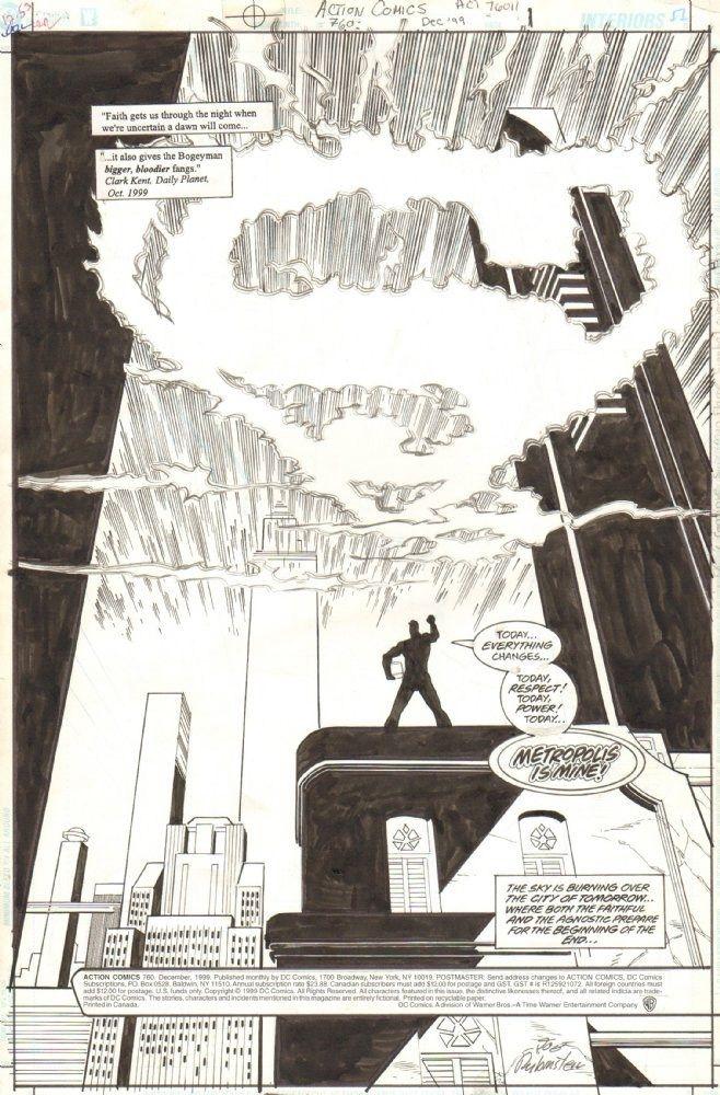 Action Comics #760 / 1