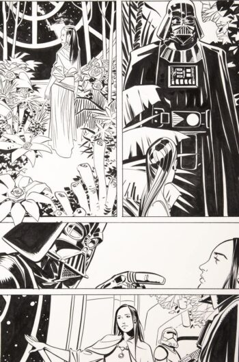 Star Wars: Darth Vader and the Lost Command #2 / 9