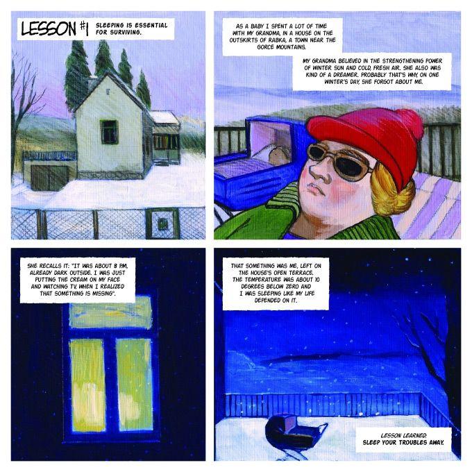 Five Random Lessons, s. 1 / 45