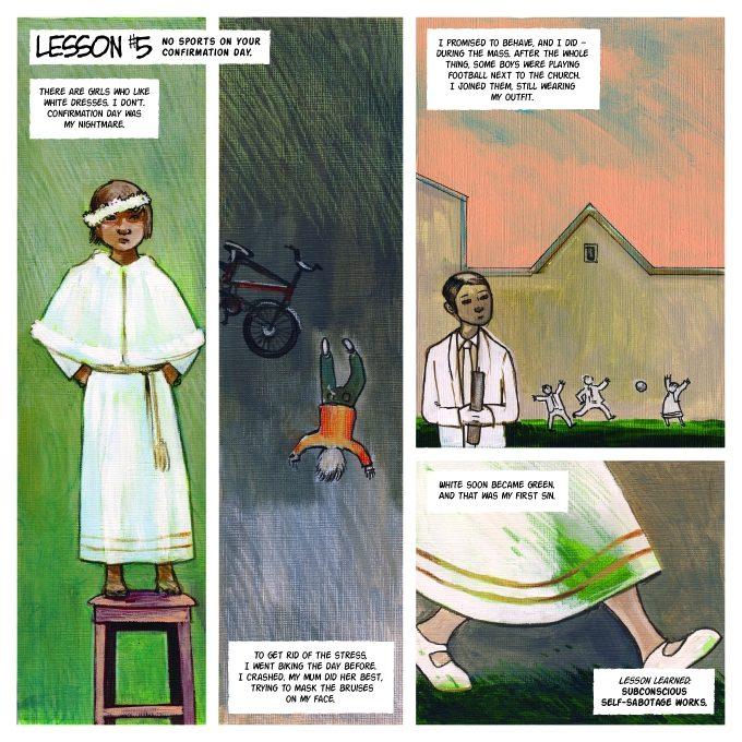 Five Random Lessons