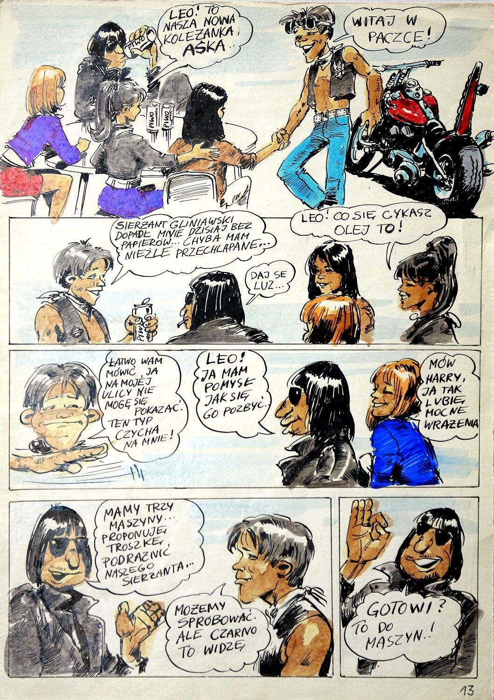 Harley Story, 13