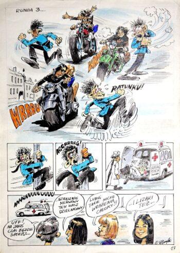 Harley Story