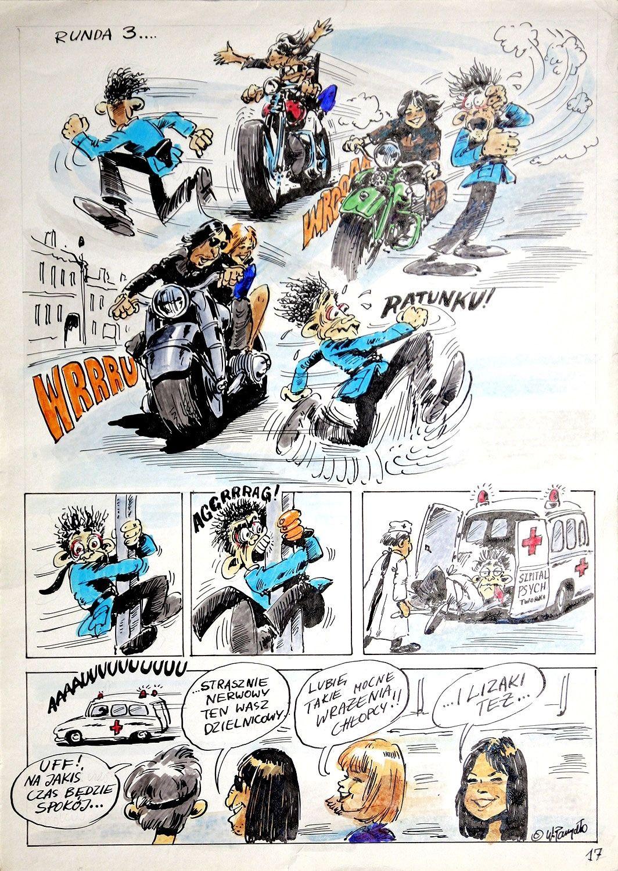 Harley Story, 17