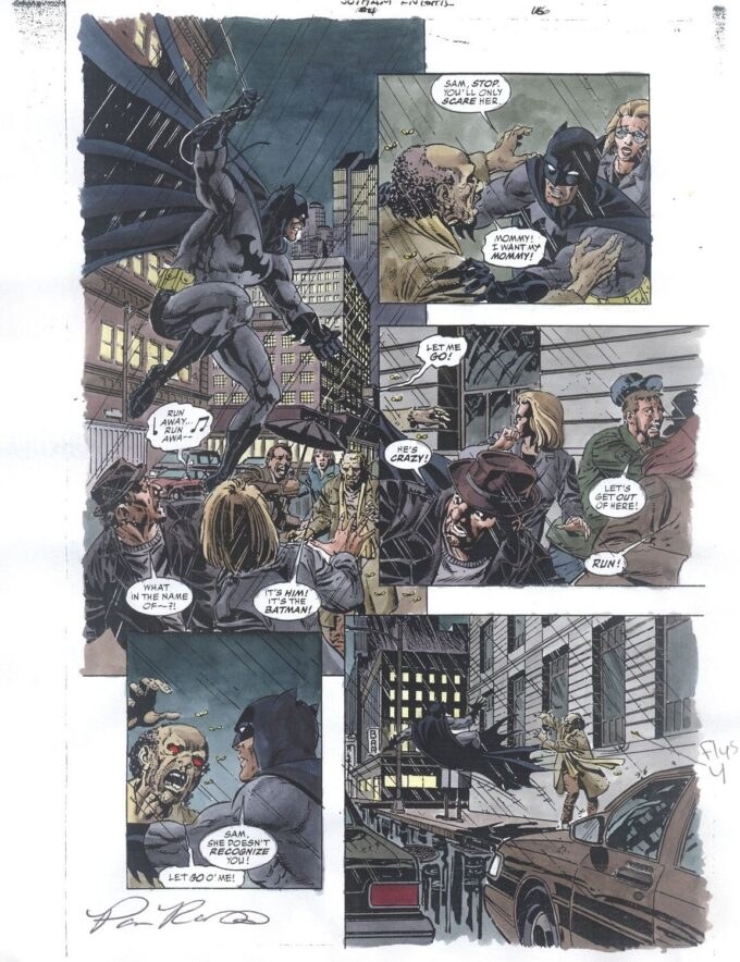Batman Gotham Knights 4