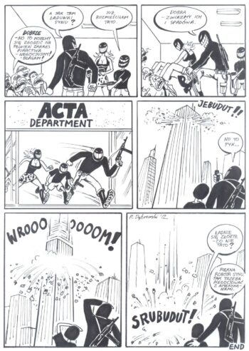 Likwidator Ełro '12: Likwidator renegocjuje Acta - End