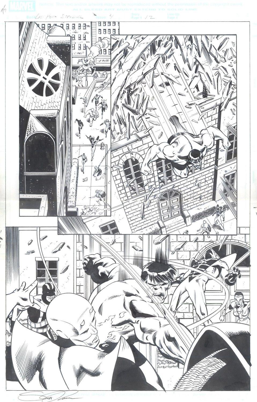 Last Hero Standing vol 1 #4/12