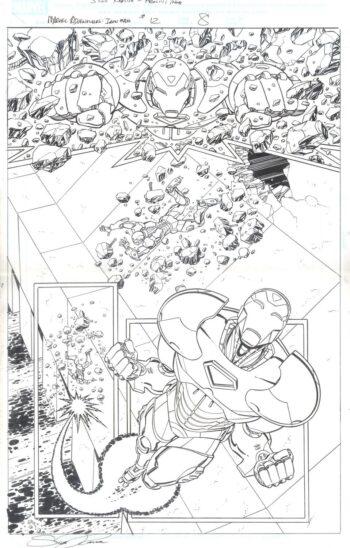 Marvel Adventures: Iron Man vol 1 #12/8