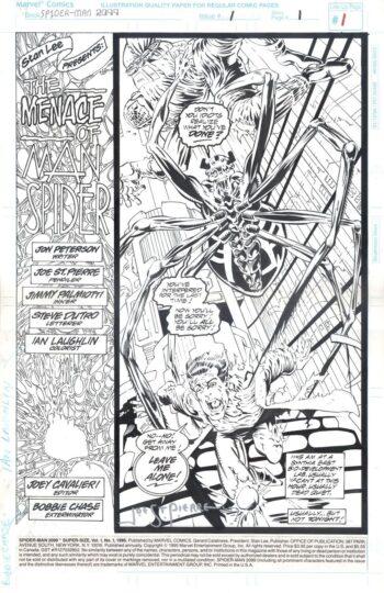 Spider-Man 2099 Super-size