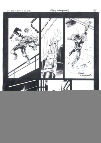 Judge Dredd: The Streets of Dan Francisco #5 / 4
