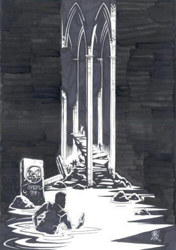Benedykt Dampc i skarb piratów