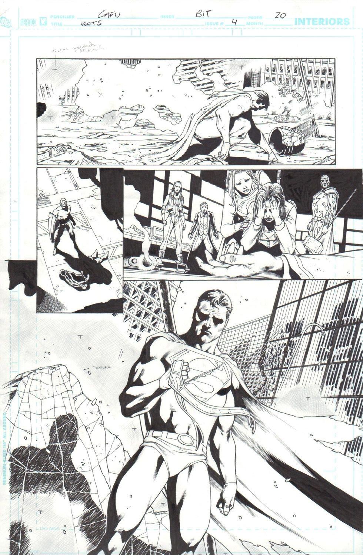 Superman: War of the Superman #4 / 27