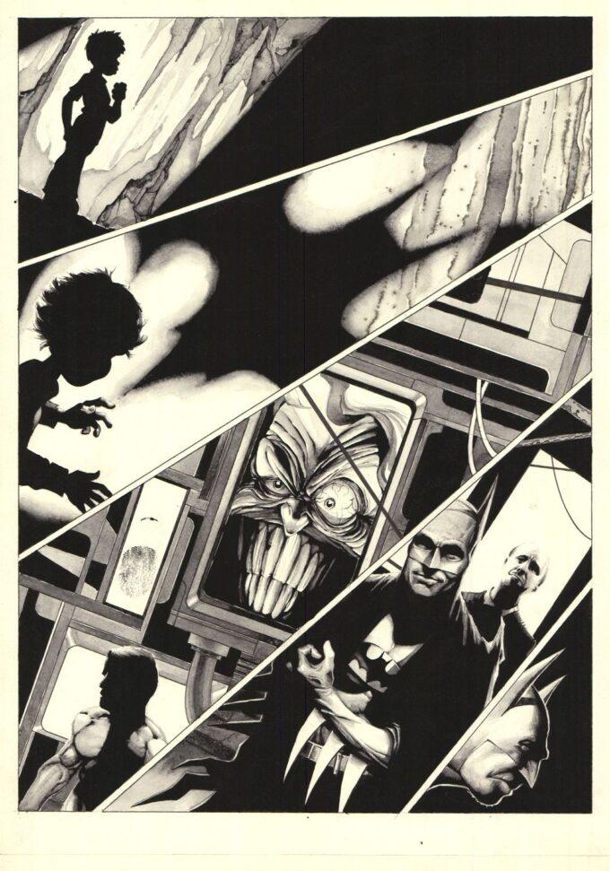 Batman wg Grzeszkiewicza