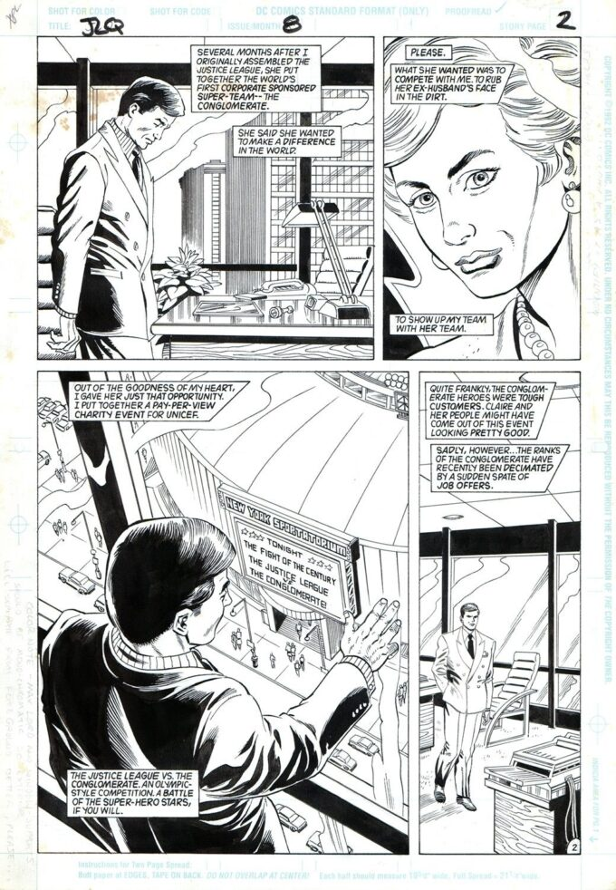 Justice League Quarterly #8 / 2