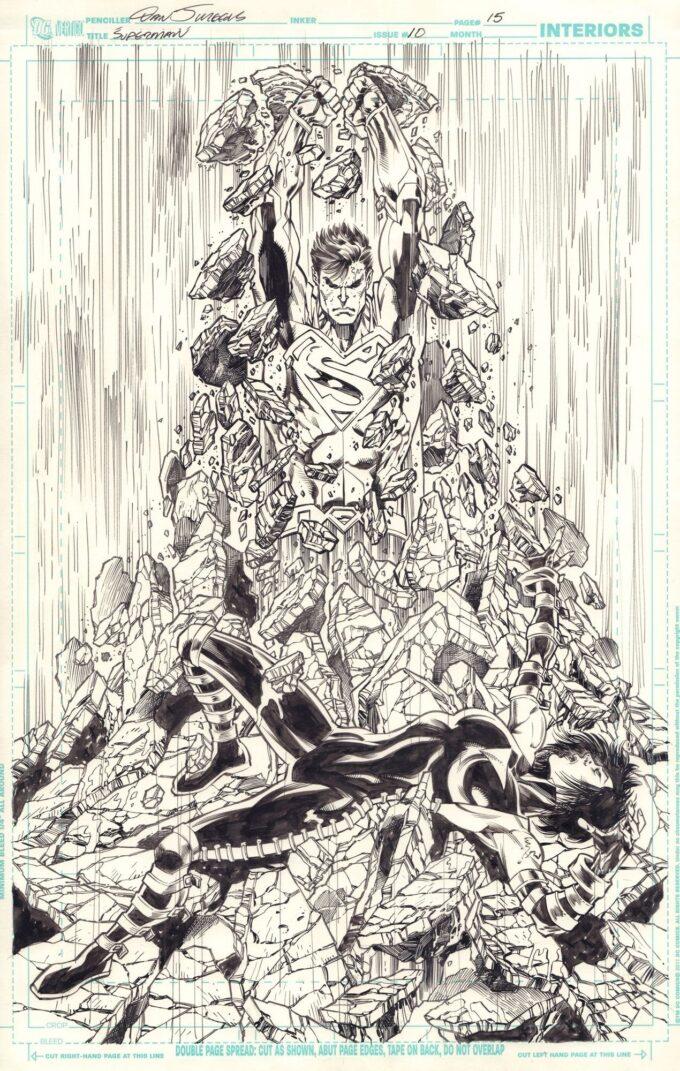 Superman vol. 3 #10 / 15