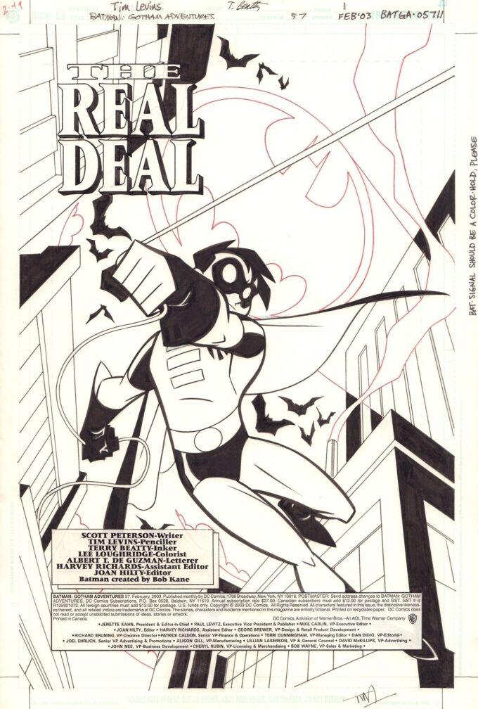 Batman: Gotham Adventures #57 / 1