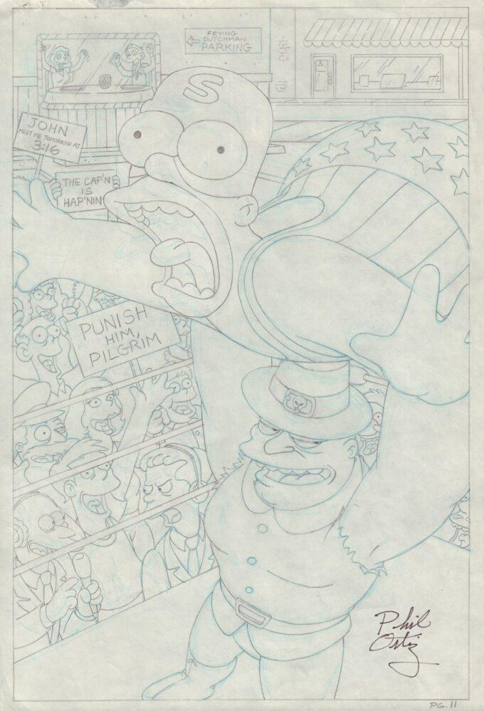 Simpsons Comics #29 / 11