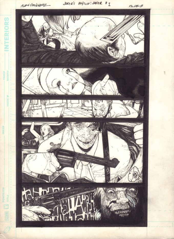 Joker's Asylum: The Joker