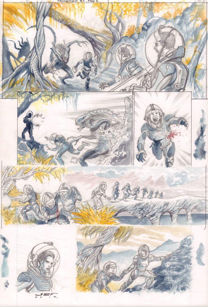 Prometheus: Fire and Stone #2 / 4