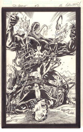 Sub-Mariner vol. 2 #3 / 22