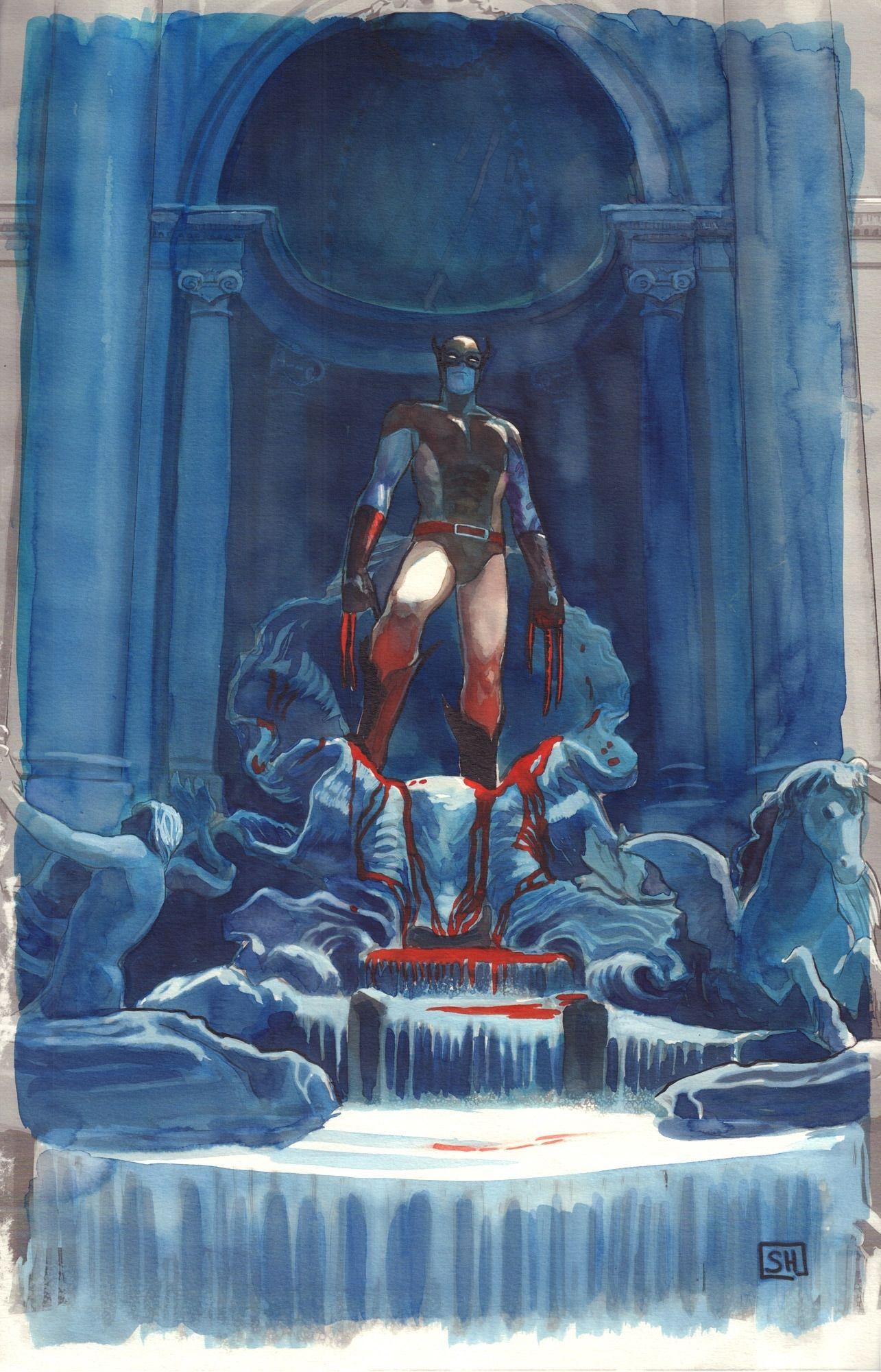 Dark Wolverine #87 - okładka