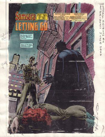Batman: Gotham Knight #4 / 1