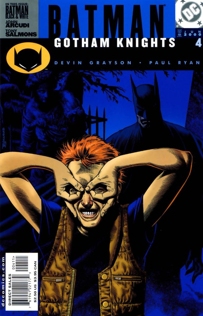 Batman: Gotham Knight #4 / 1 kolor