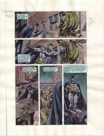 Batman: Gotham Knight #4 / 2