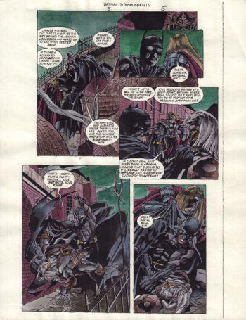Batman: Gotham Knight #5 / 5