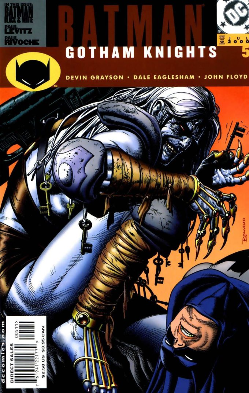 Batman: Gotham Knight #5 / 5 kolor