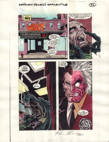 Batman: Joker's Apprentice #1 / 36