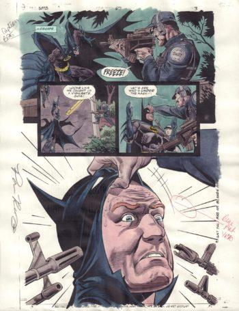 Batman: Shadow of the Bat #67 / 3