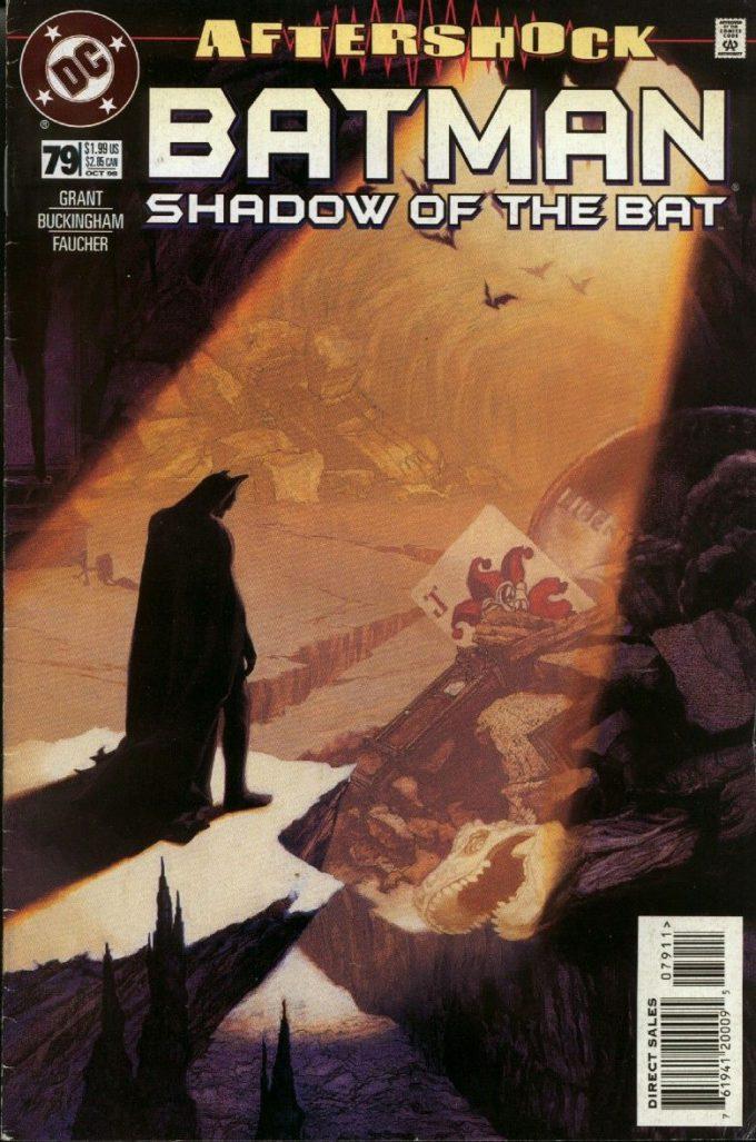 Batman: Shadow of the Bat #79 / 4 kolor