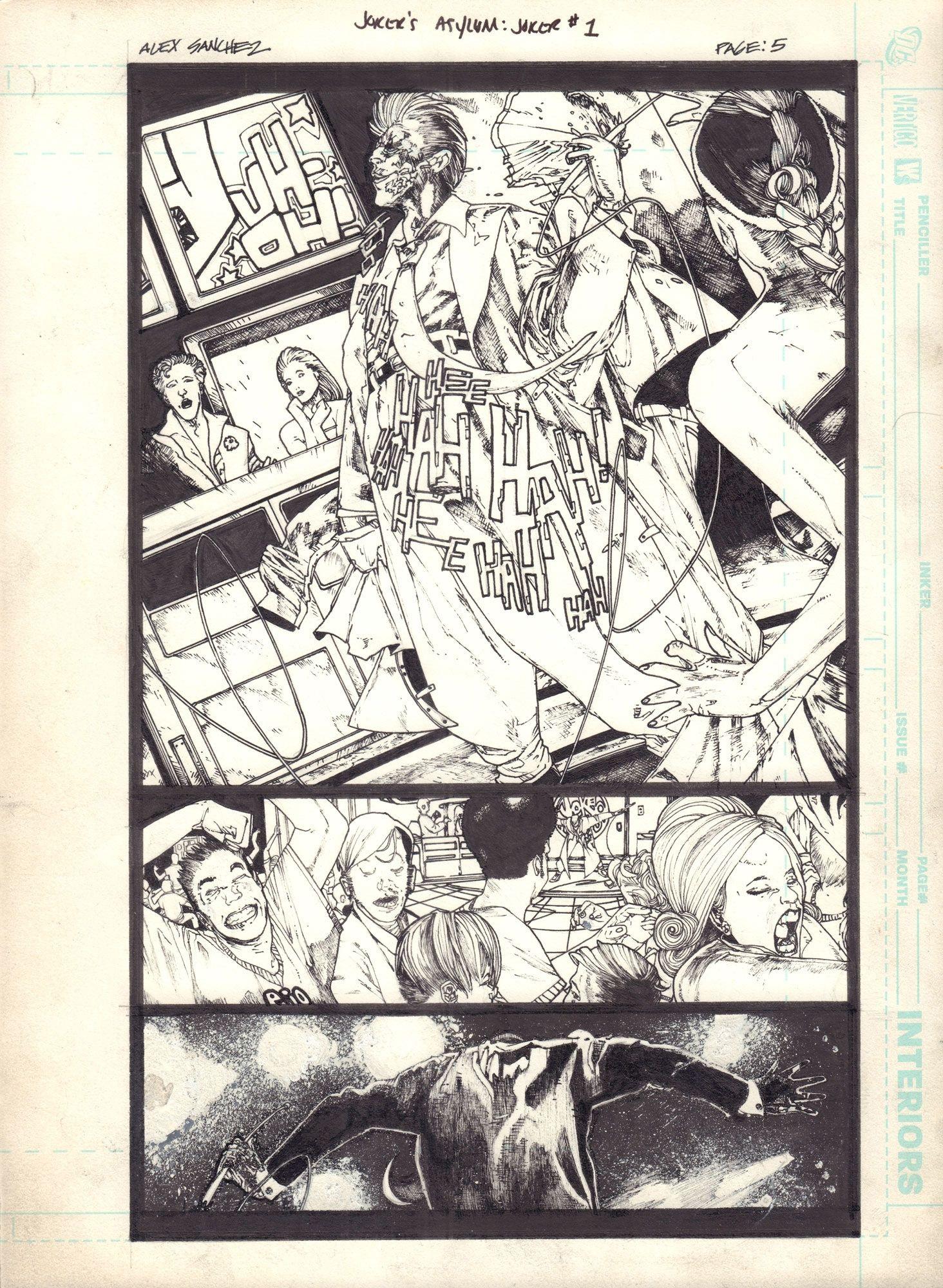 Joker's Asylum: The Joker, s. 5