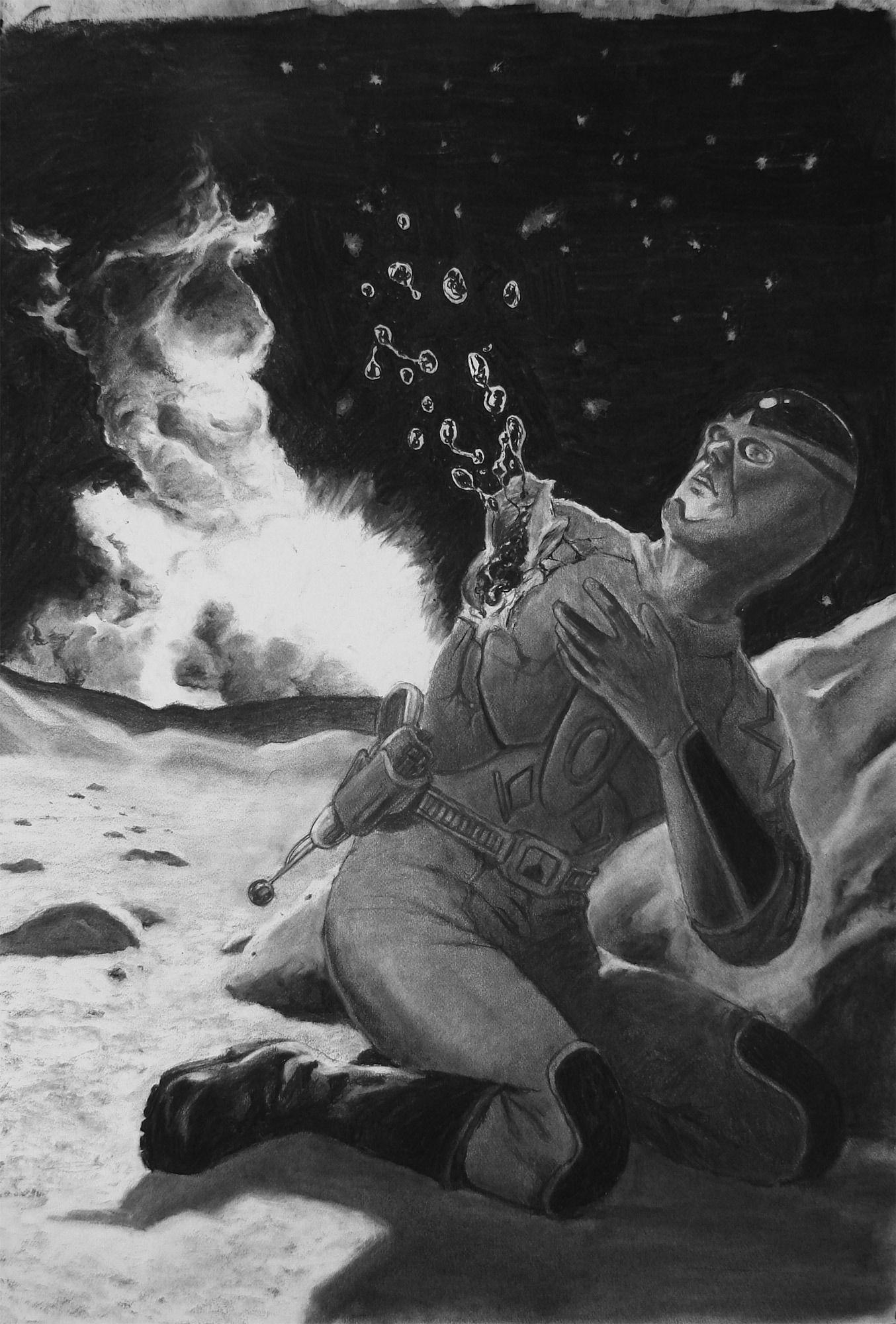 Planet uciętych kończyn - okładka
