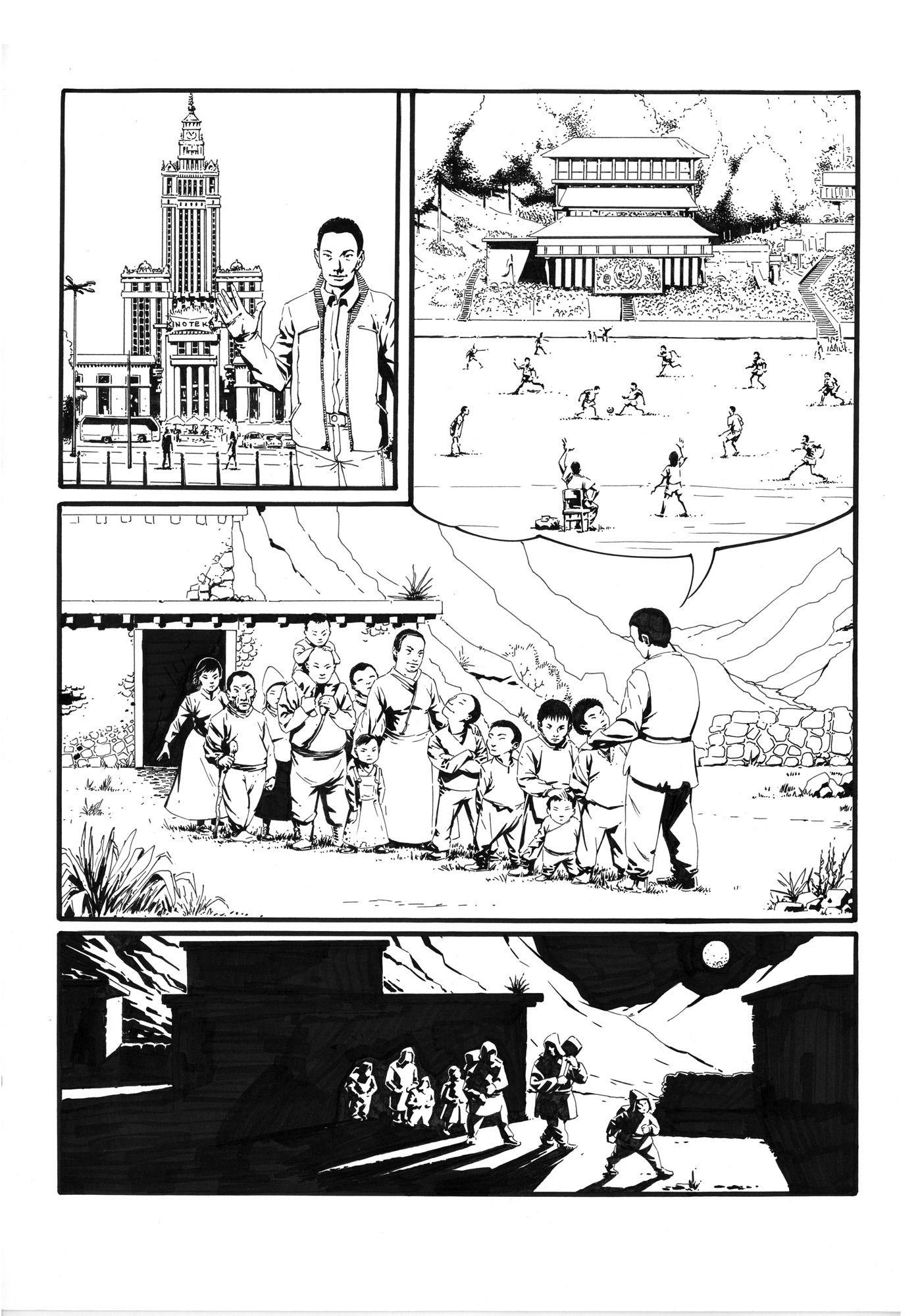 Tybet: historie prawdziwe, 24 / 1