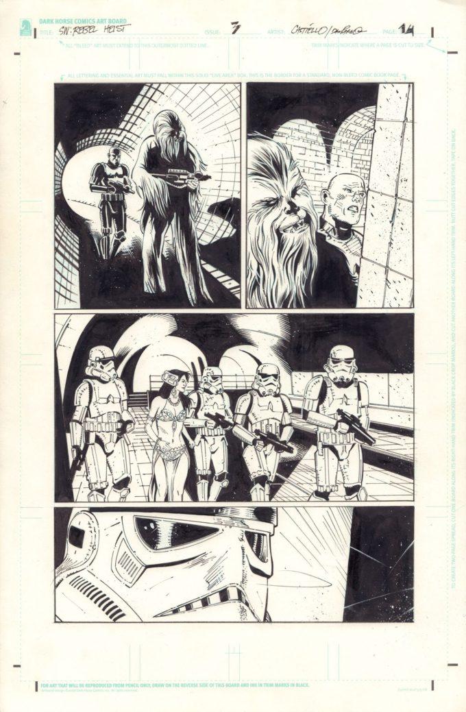 Star Wars: Rebel Heist #3 / 14