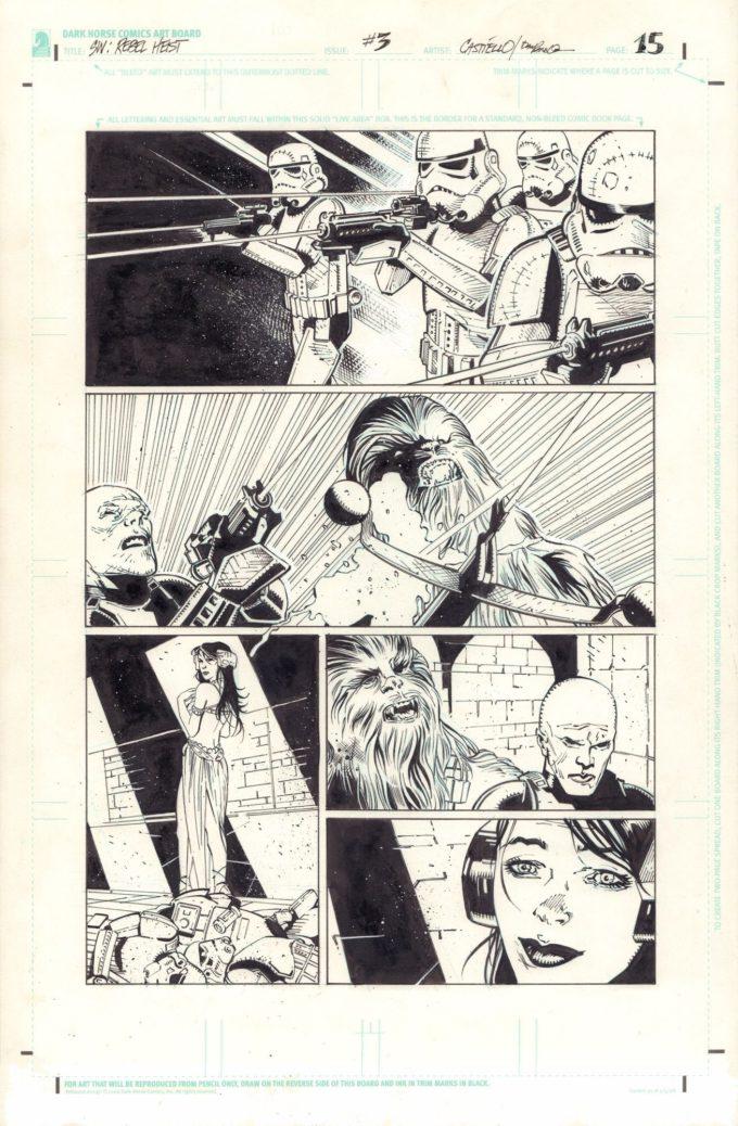 Star Wars: Rebel Heist #3 / 15