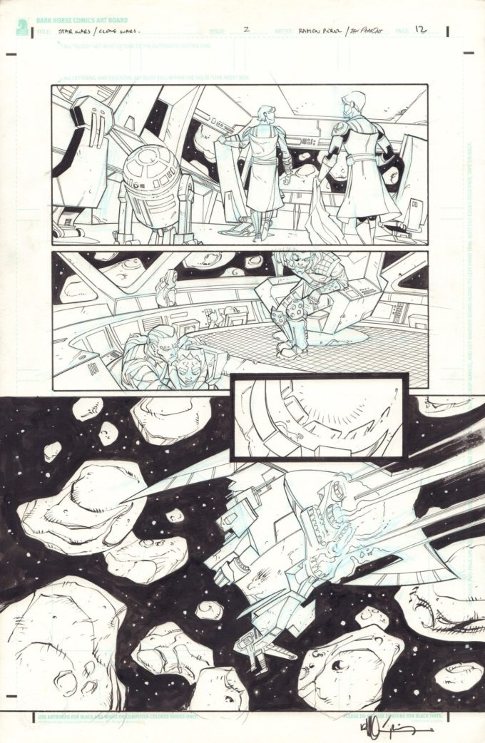 Star Wars: Clone Wars #2/12
