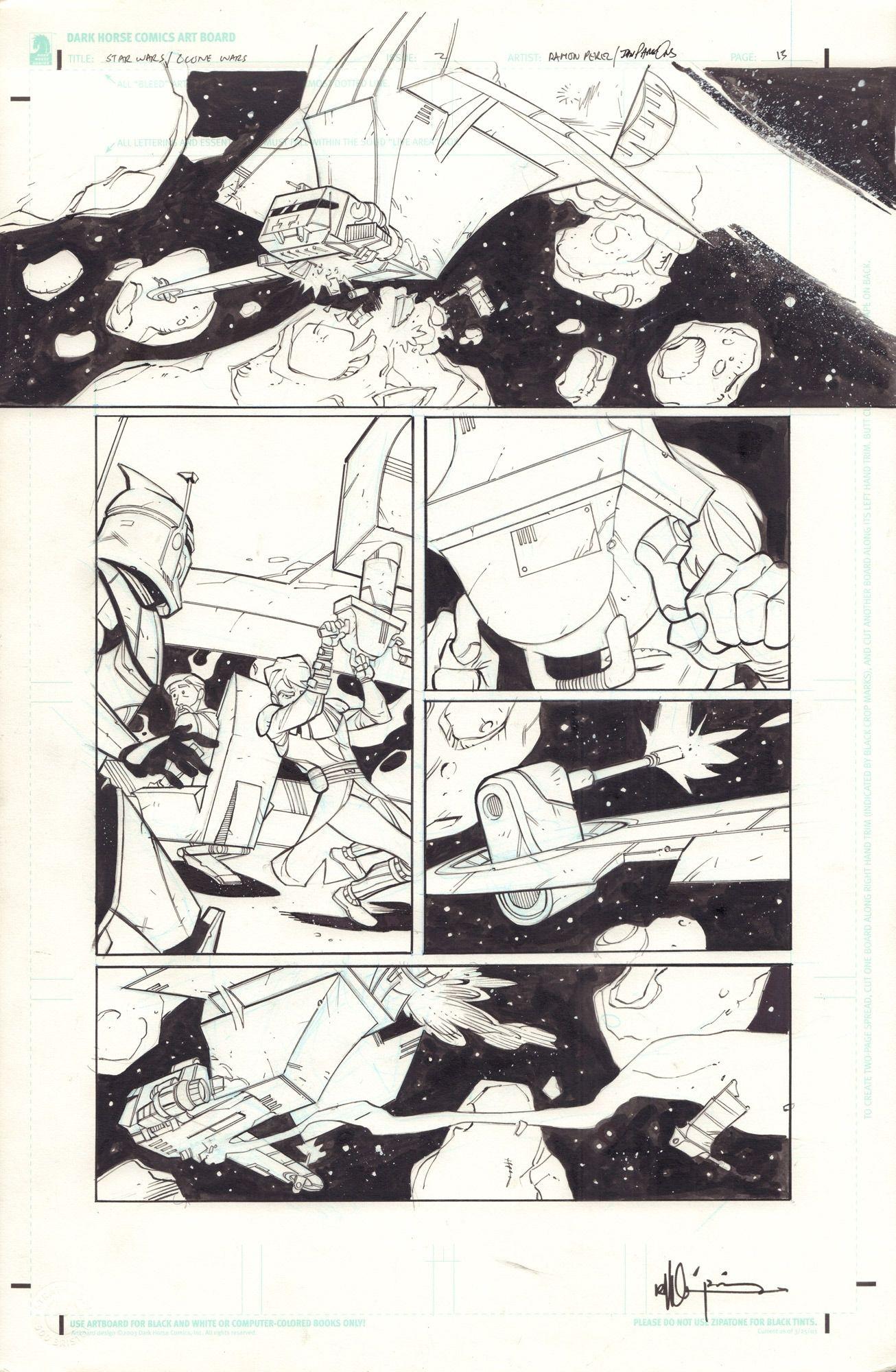 Star Wars: Clone Wars #2/13