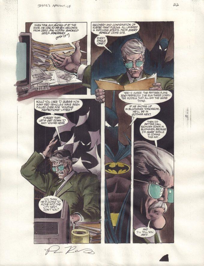 Batman: Joker's Apprentice #1 / 22